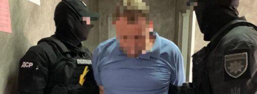 В Одесской области на взятках поймали сразу троих таможенников