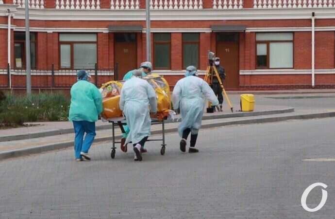 Коронавирус в Одессе набирает обороты: почему молчат врачи? (фото)