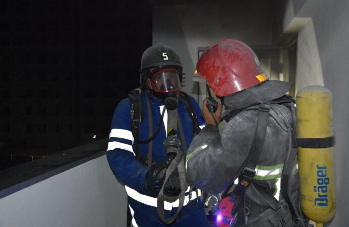 В Одесі вночі сталася пожежа у багатоповерхівці: евакуювали 43 людини