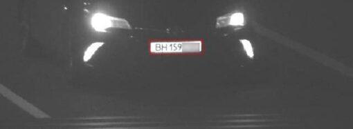 Власник авто на одеських номерах встановив антирекорд тижня: перевищував швидкість 28 разів