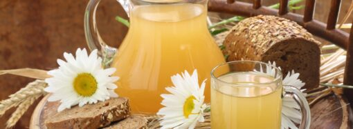 Вкусно с «Одесской жизнью»: три рецепта домашнего кваса