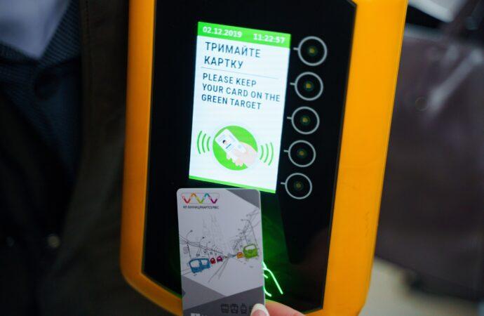 Когда в Одессе заработает электронная система оплаты проезда?