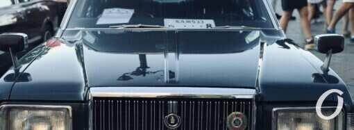 От ретро до суперкаров: в Одессе прошла выставка японских автомобилей (видео, фото)