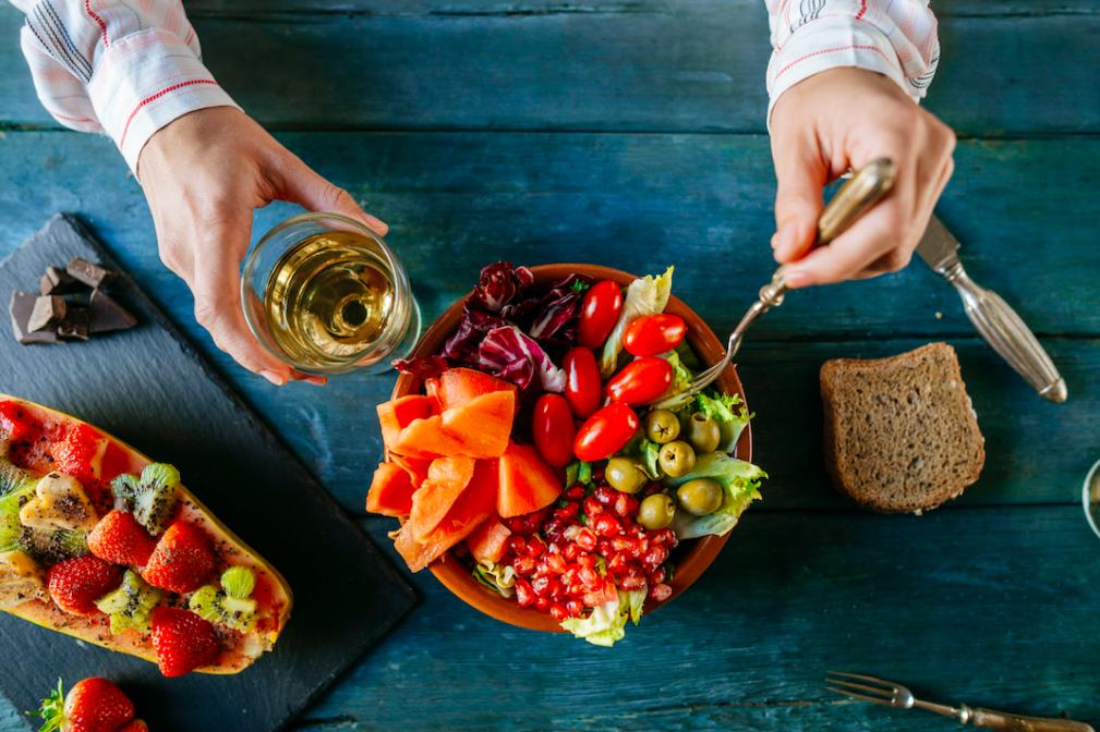 топ летних овощей и фруктов