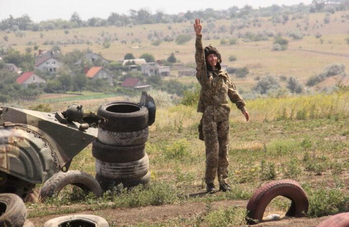 В Одесі розпочалася підготовка офіцерів запасу: близько 50% – дівчата