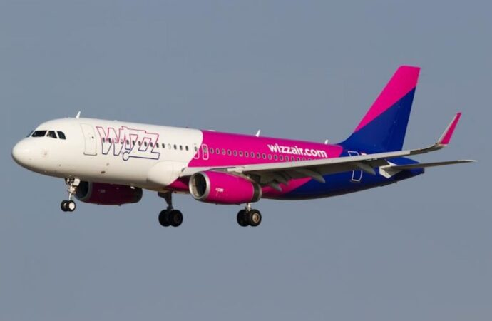 Від 1 вересня лоукостер WizzAir відміняє рейси з Одеси в Будапешт