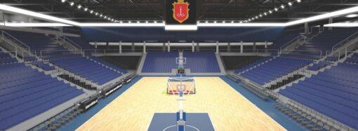 В Одессе будут строить новый Дворец спорта – особенности проекта
