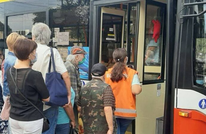 В Одессе ввели карантинные правила в общественном транспорте: что изменилось