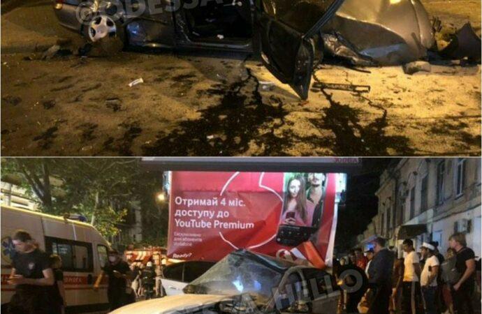 ДТП в Одессе и нарушители на Пушкинской: чрезвычайные новости Одессы и области 5 августа