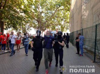 Стычки на ЛГБТ прайде и ДТП на Хаджибейском мосту: чрезвычайные новости Одессы и области 30 августа