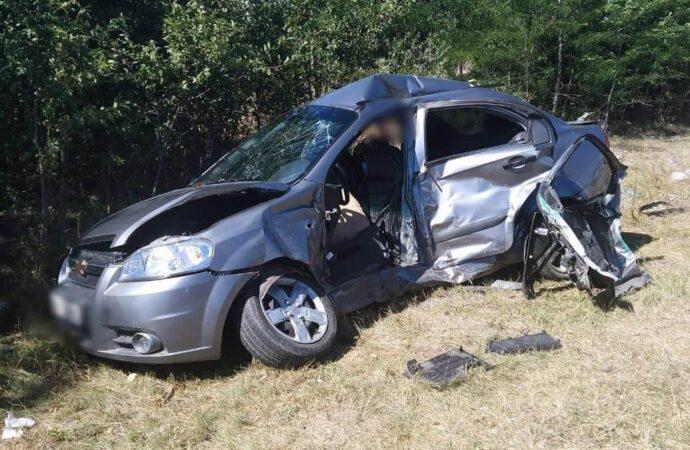 Неудачный разворот: в ДТП на трассе Одесса – Киев погиб пожилой мужчина