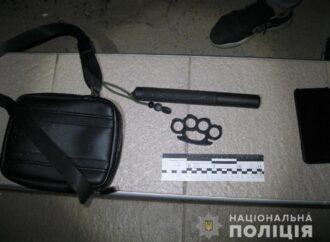 На отдых в Затоке туристы приехали с оружием и наркотиками (фото)