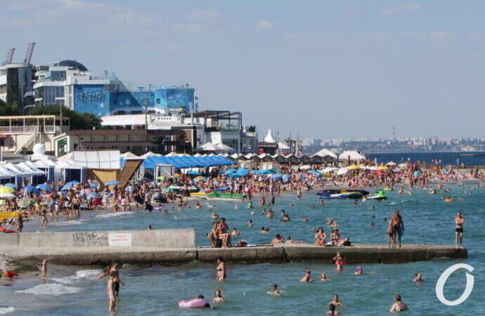 Температура морской воды в Одессе: стоит ли планировать поход на пляж?
