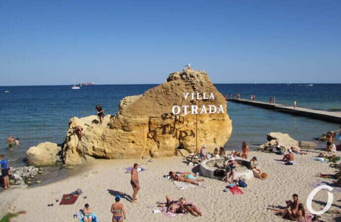 """Морська вода на пляжах """"Відрада"""" та 10 ст. Великого Фонтану не відповідає гігієнічним вимогам"""