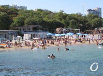 Температура морской воды в Одессе: комфортно ли на пляжах во вторник?