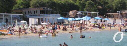 Морська вода в Одесі та області відповідає гігієнічним нормам