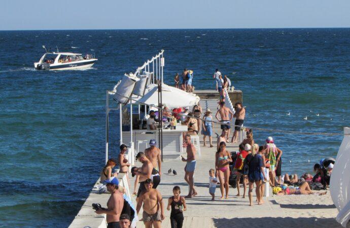 Стоит ли сегодня идти на пляж? Температура морской воды в Одессе 21 августа