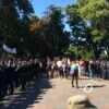 Одеса Прайд 2020: під час мирної акції на Думській площі сталося декілька сутичок (оновлюється)