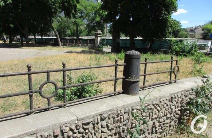 Одесский Алексеевский сквер: объявлены перемены (фото)