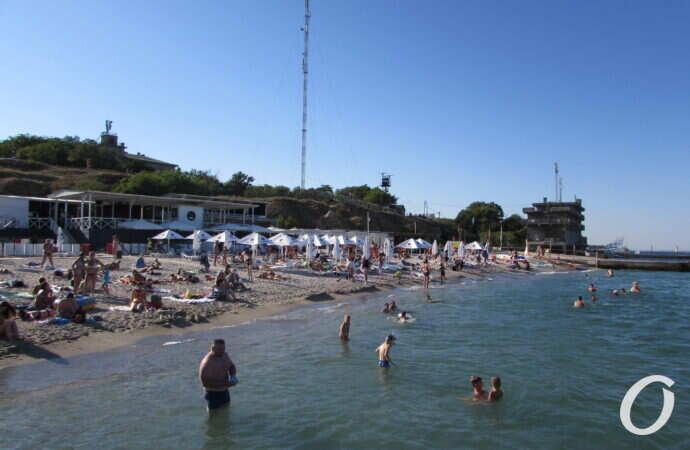 Температура морской воды в Одессе: стоит ли идти на море 27 августа?