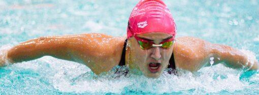 Спортсмени Одещини завоювали 4 медалі на другому етапі Кубку України з плавання