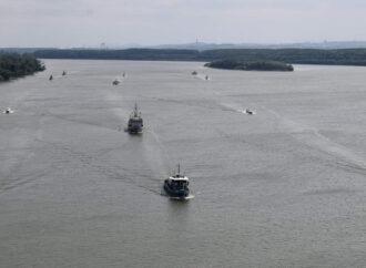 Пограничники Украины и Румынии снова совместно дежурят на Дунае