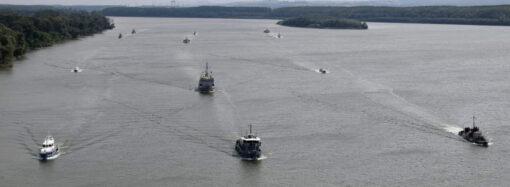 Украинские и румынские пограничники проведут совместные учения на Дунае