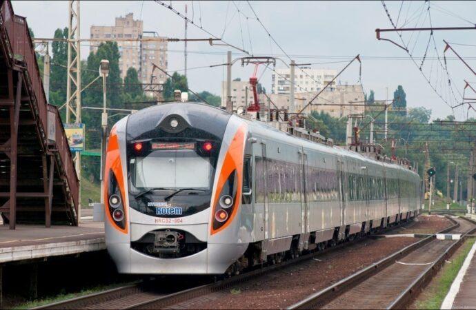 Из Одессы могут построить новую скоростную железную дорогу через Киев до Польши