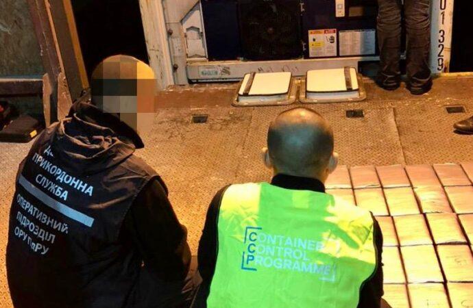 Новый рекорд: в Одесской области перехватили крупную партию кокаина из Эквадора (видео, фото)