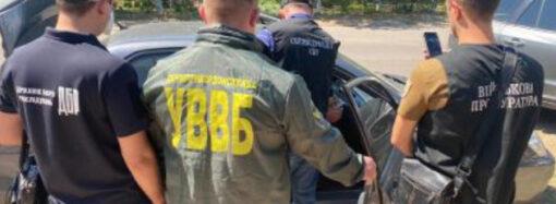 На Одещині прикордонник вимагав 700 доларів за незаконний перетин кордону