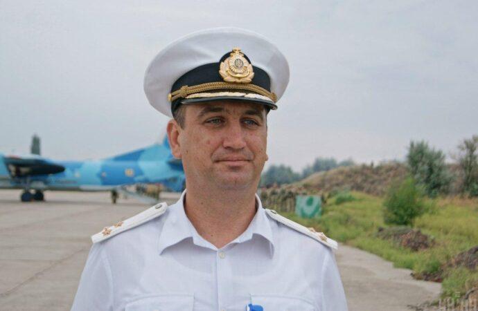 У командувача Військово-морських сил ЗСУ виявили COVID-19