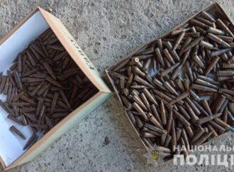 В Одесской области военный торговал гранатами и патронами