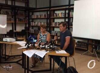 Одесские эко-активисты объяснили, почему нельзя распилить танкер Delfi?