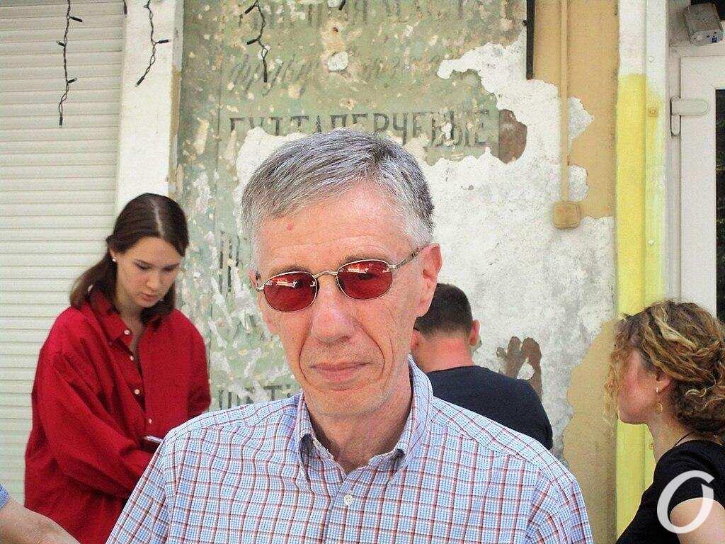 Михаил Козоровицкий