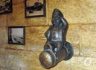 Где в Одессе искать мини-памятник Швейка?