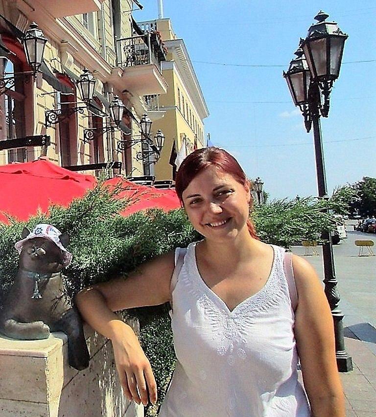 Алена Калетинская