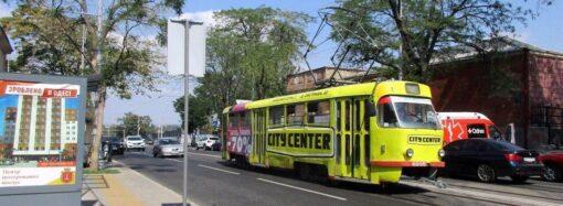 На спуск Маринеско и Софиевскую вернулся трамвай 12 маршрута