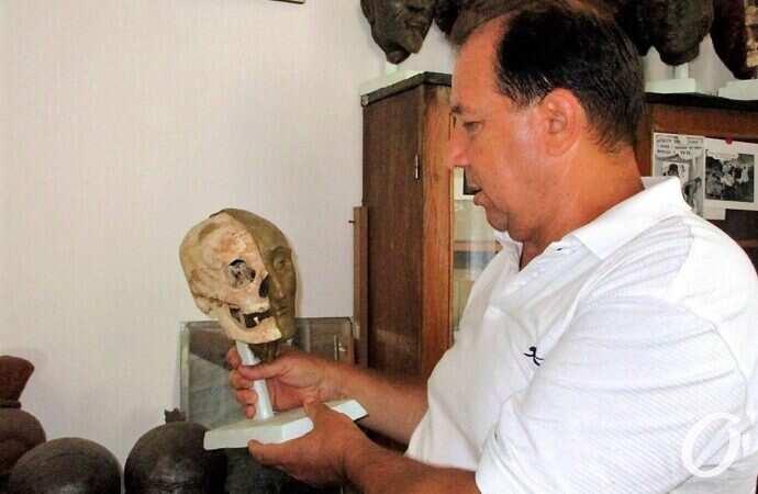 Лики истории: как одесский археолог реконструирует лица по черепам?