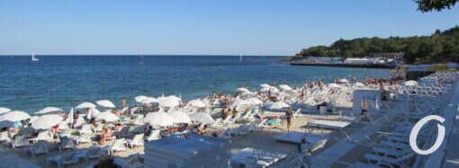 Температура морской воды в Одессе: комфортно ли на пляжах в понедельник?