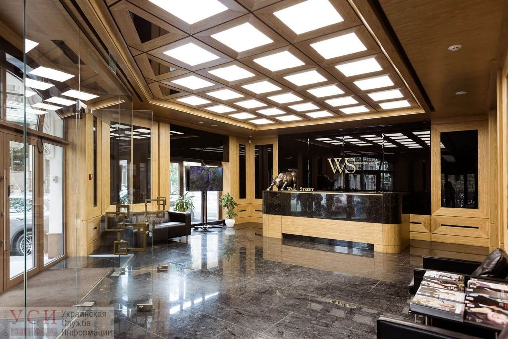 Отель Уолл Стрит