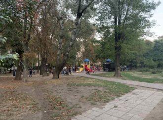 Подарок Одессе: «Гефест» приступит к реконструкции очередного сквера