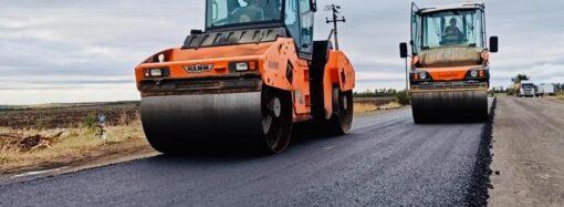 Їхати стане зручніше: на Одещині до кінця року відремонтують 77 км автомобільної дороги