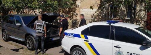 Оминув пункти пропуску: на Одещині затримали власника іномарки, який незаконно перетнув кордон