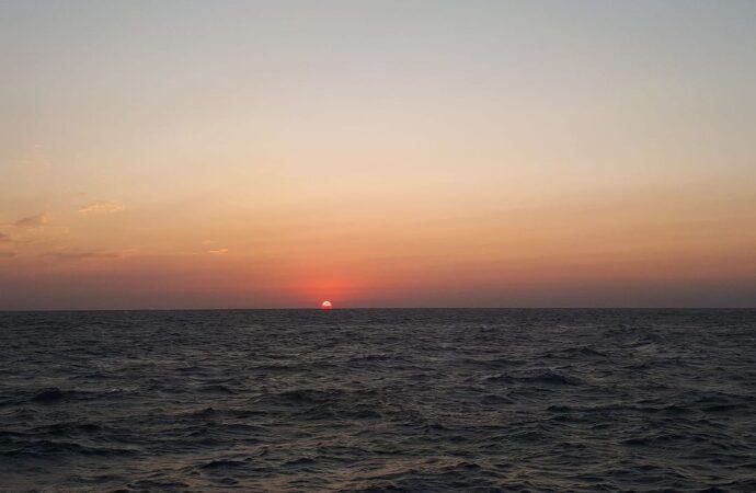 Температура морской воды в Одессе: на пляжах стало прохладнее