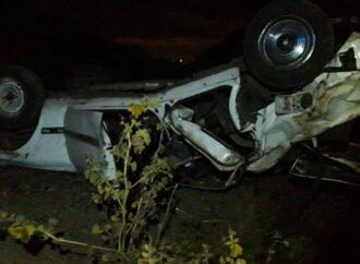В автокатастрофе под Одессой погибли двое молодых парней (фото)
