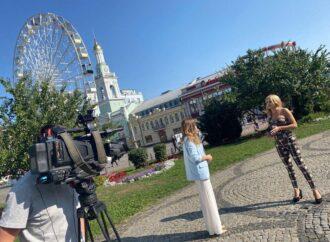 Эксклюзивное интервью Ирины Федишин в программе «Утро с Интером»