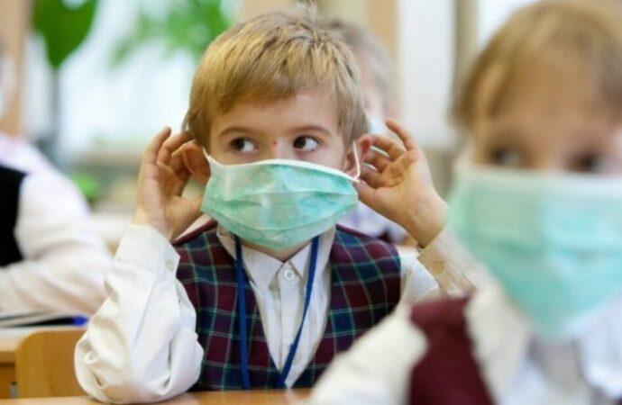 Коронавирус: в Одессе семь школьных классов ушли на самоизоляцию