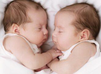 Одесситов стало больше: в Одессе родилось пять пар близнецов