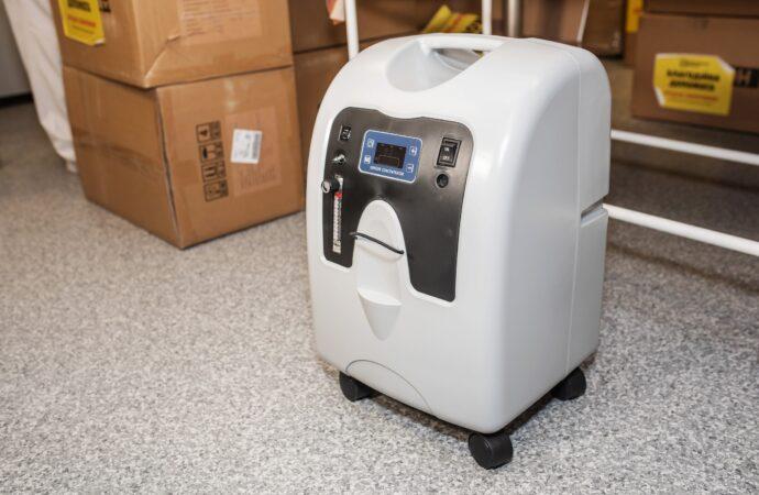 Коронавирус: в одесскую больницу №5 поступили кислородные концентраторы