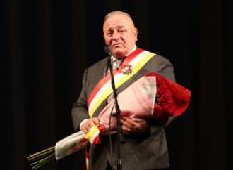 Греческий меценат Пантелеймон Бумбурас стал почётным гражданином Одессы и получил орден Маразли